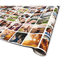 Wrapping Paper - 24in wide x 18ft (5.4m) incl Delivery