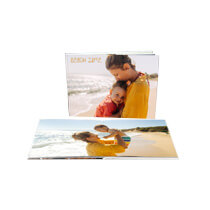 120pg 6x8inch (15x20cm) Pro Hardcover Lay-Flat incl Delivery