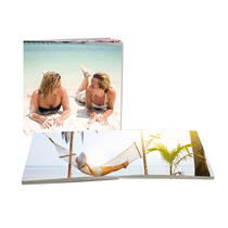 20pg 12x12inch (30x30cm) Pro Softcover Lay-Flat incl Delivery