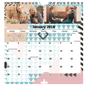 Personalised A3 Calendar