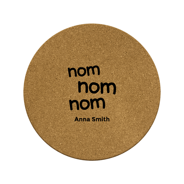 Cork Hot Pad - Medium - 195mm diameter