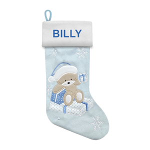 Christmas Stocking<br>Baby boy